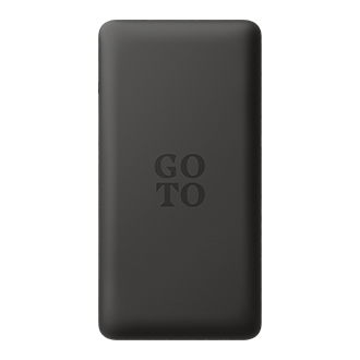 GoTo 5k Portable Power Pack - Black