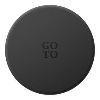 GoTo 10W Wireless Charging Pad - Black