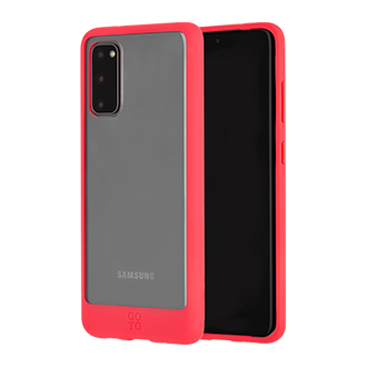 GoTo Define Case for Samsung Galaxy S20 - Bright Coral