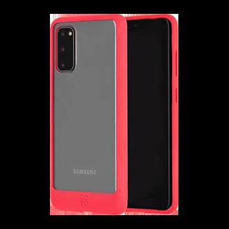 GoTo Define Case for Samsung Galaxy S20 - Bright Coral
