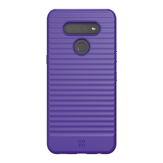 GoTo Swell Case for LG K51 - Purple