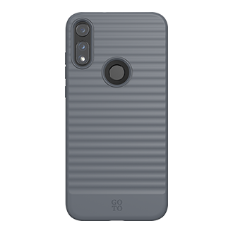 GoTo™ Swell Case for moto e - Grey