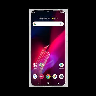 GoTo™ Define Case for T-Mobile® REVVL 4 - Clear