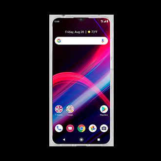 GoTo™ Define Case for T-Mobile® REVVL 4+ - Clear
