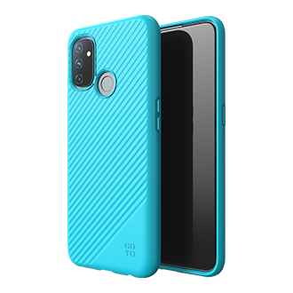 GoTo™ Fine Swell 45 Case for OnePlus Nord N100 - Aqua