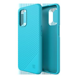 GoTo Fine Swell 45 Case for OnePlus Nord N200 5G - Aqua