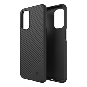 GoTo Fine Swell 45 Case for OnePlus Nord N200 5G - Black R2