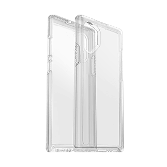 OtterBox Symmetry Series Case for Samsung Note 10 Plus/5G - Clear