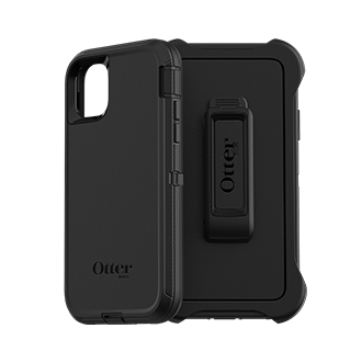 OtterBox Defender Series Case for Apple iPhone 11 - Black