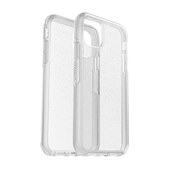 OtterBox Symmetry Series Case for Apple iPhone 11 - Clear Stardust