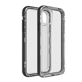 LifeProof NEXT Case for Apple iPhone 11 - Black Crystal