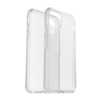 OtterBox Symmetry Series Case for Apple iPhone 11 Pro Max - Clear Stardust