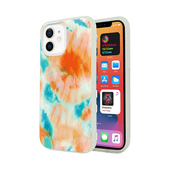 Sonix Case for Apple iPhone 12/12 Pro - Tie Die Orange