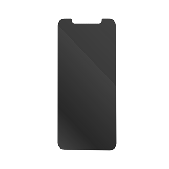 ZAGG 2-Way Privacy Glass Screen Protector for iPhone XSMax/11 Pro Max - Privacy