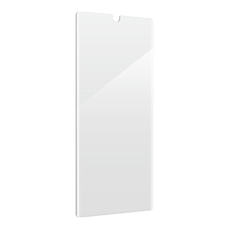 InvisibleShield GlassFusion Screen Protector with D3O for Galaxy S21 5G - Clear