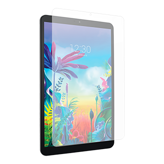 ZAGG GlassFusion Plus Screen Protector for LG G Pad 5 10.1  - Clear