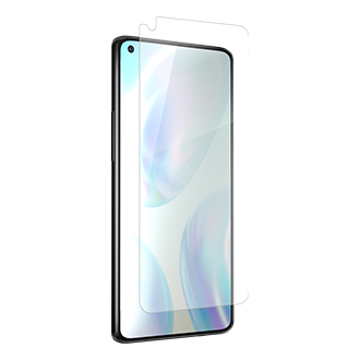 ZAGG Ultra VisionGuard Plus Screen Protector for OnePlus 8 5G - Clear