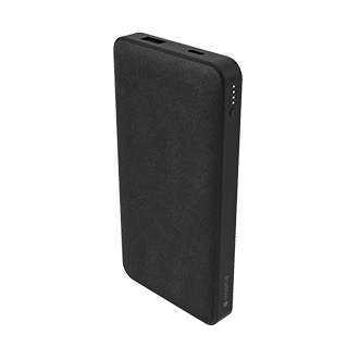 mophie Universal Battery powerstation 10K - Black