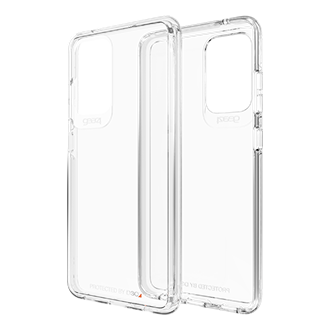 Gear4 Crystal Palace Case for Samsung Galaxy A52 5G - Clear