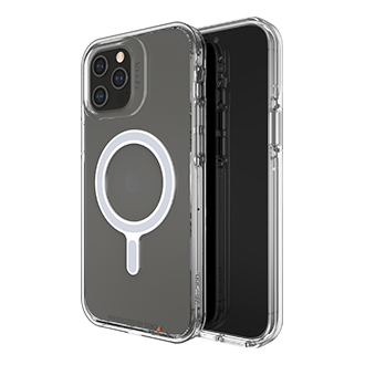 Gear4 Crystal Palace Snap Case for iPhone 12 Pro Max - Clear