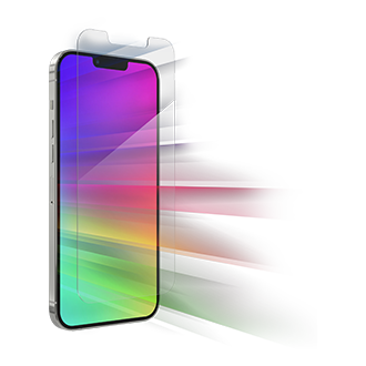 InvisibleShield Glass Elite VisionGuard+ Screen Protector for iPhone 13 Pro Max