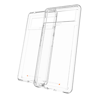 Gear4 Crystal Palace Case for Google Pixel 6  - Clear