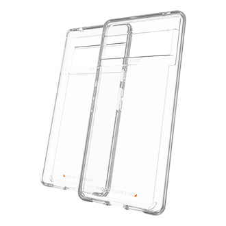 Gear4 Crystal Palace Case for Google Pixel 6 Pro - Clear