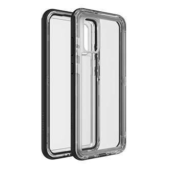 LifeProof NEXT Case for Samsung Galaxy S20+ - Black Crystal