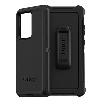OtterBox Defender Series Case for Samsung Galaxy S20 Ultra - Black