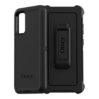 OtterBox Defender Series Case for Samsung Galaxy S20 - Black