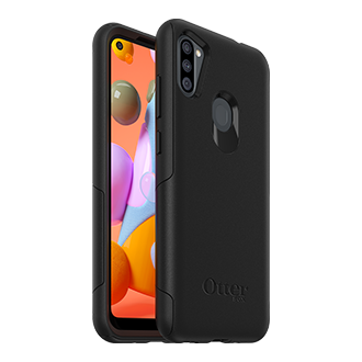OtterBox Commuter Series Case for Samsung Galaxy A11 - Black