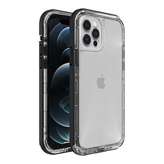 LifeProof NEXT Case for iPhone 12 Pro Max - Black Crystal