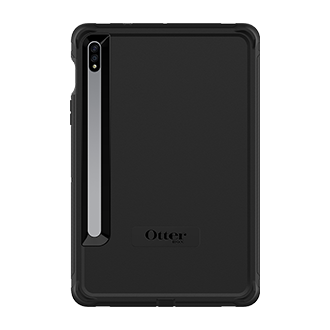 Otterbox Defender Series Case for Samsung Galaxy Tab S7 5G - Black