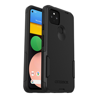 OtterBox Commuter Iconic Case for Google Pixel 4a 5G - Black