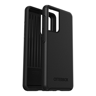 OtterBox Symmetry Series Case for Samsung Galaxy S21 5G - Black