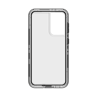 LifeProof NEXT Case for Samsung Galaxy S21 5G - Black/Crystal