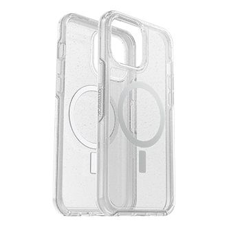 OtterBox Symmetry Plus Series Case for iPhone 13 Pro Max/12 Pro Max - Stardust
