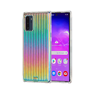 Case-Mate Tough Groove Case for Samsung Galaxy Note10 - Multicolor