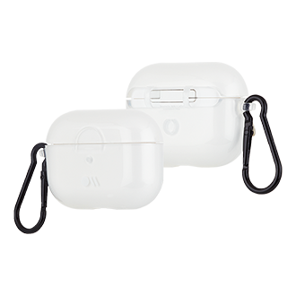 Case-Mate AirPods Pro Hook Ups Case - Clear