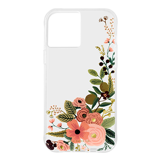 Case-Mate Rifle Paper Case for Apple iPhone 12 mini - Floral Vines