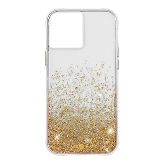 Case-Mate Twinkle Ombre Case for Apple iPhone 12 mini - Twinkle Ombre Gold