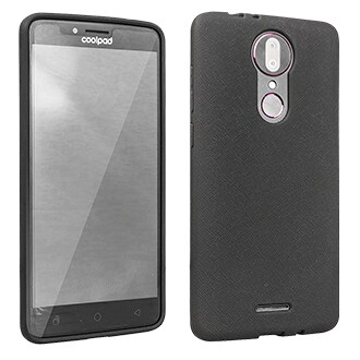 T-Mobile Revvl Plus Protection Value Pack Smooth, Flexible Protection For Your Phone. Case Reduces The Impact Of Drops And Bumps. Rubberized Finish Provides A Sure Grip And Helps Protect Against Dirt And Scratches. Screen Protector Included.