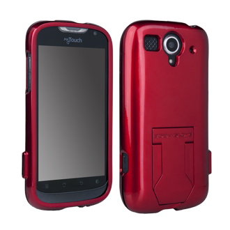 Body Glove T-Mobile myTouch Body Glove Vibe Protective Cover - Red