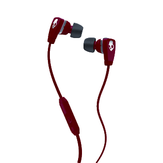 Skull Candy Skullcandy Merge Headset - Red
