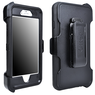 iPhone® 6/6s OtterBox® Defender Series® Case  - Black