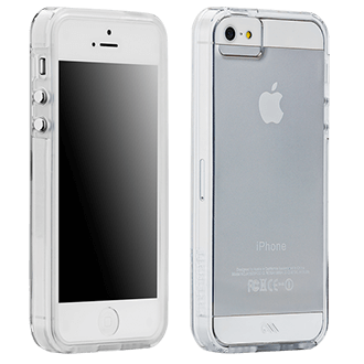 iPhone SE Case-Mate® Naked Tough Case - Clear