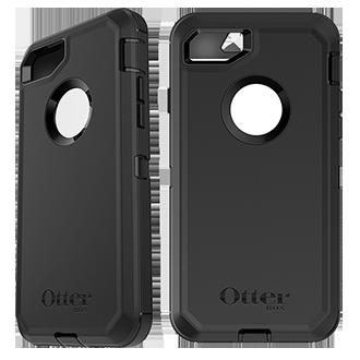Apple iPhone 7/8 OtterBox® Defender Series® Case - Black