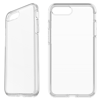 Apple iPhone 7/8 Plus Otterbox Symmetry Series Case - Clear With Otterbox Symmetry Series, Thin Equals Tough. Featuring An Ultra-Slim Profile And Otter Box Certified Drop+ Protection, Symmetry Series Stays True To Your Phone's Sleek Design And We Stay True To Our Promise Of Protection.