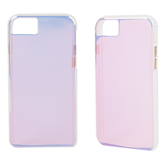 Apple iPhone 7 Case-Mate Naked Tough Case - Iridescent Dear Trendsetters, The Naked Tough Iridescent Is Totally For You! Inspired By One Of The Latest Runway Trends, Its Captivating Display Of Color And Sleek Silhouette Are Sure To Make This Case An Insta-Favorite.