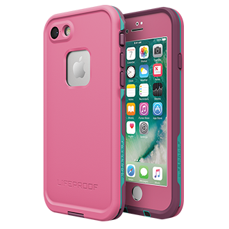 Apple iPhone 7 Lifeproof Fre Case - Twilight's Edge Surfing Off Malibu, Hiking Through The Ozarks, Kayaking Down The Colorado — Adventure Is Out There. And When You're Exploring With Lifeproof Fre, You Never Have To Leave Your Phone Back At Home.